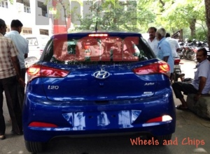 New-Hyundai-i20-Spied-Rear